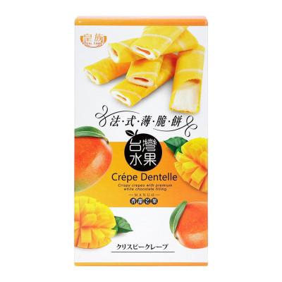 Crêpe Dentelle - Mango Chocolate 180g