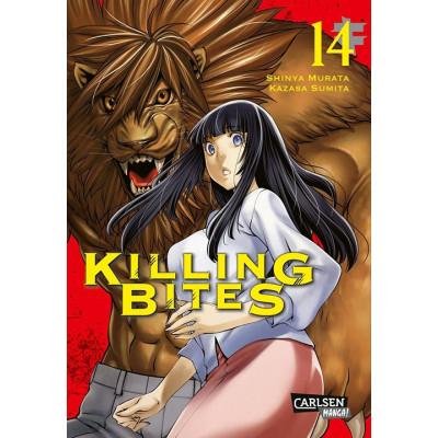 Killing Bites 14 Manga