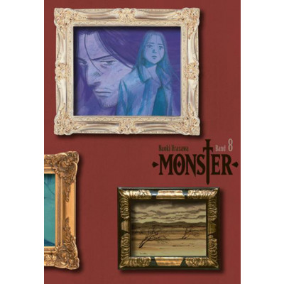 Monster Perfect Edition 8 Manga