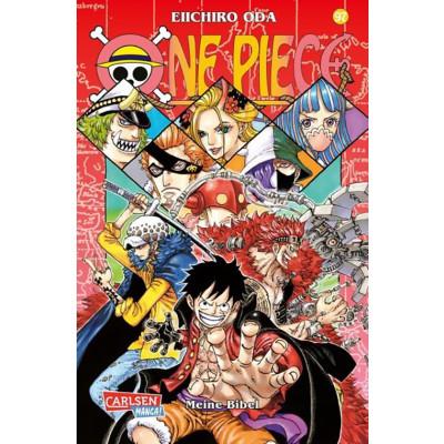 One Piece 97 Manga