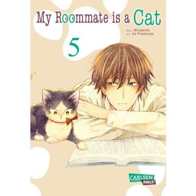 My Roommate is a Cat 5 Manga