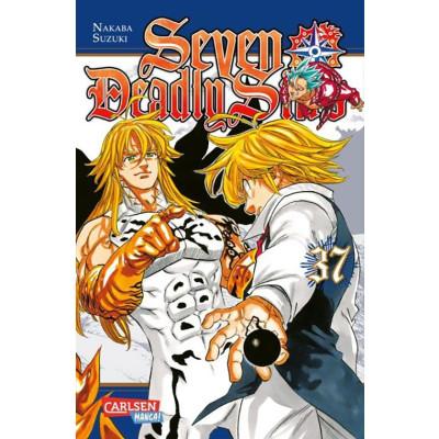 Seven Deadly Sins 37 Manga