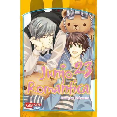 Junjo Romantica 23 Manga
