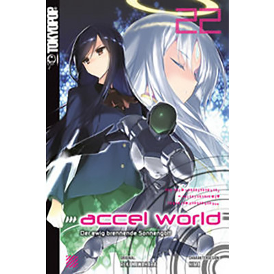 Accel World Light Novel 22 Manga