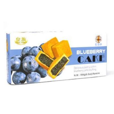 Blueberry cake 184g
