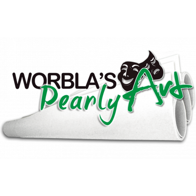 Worblas Pearly Art plate size M