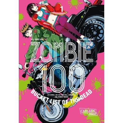 Zombie 100 - Bucket List 1 Manga