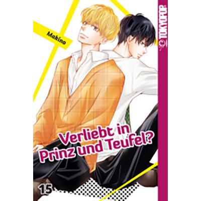 Verliebt in Prinz und Teufel? 15 Manga