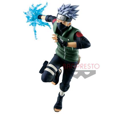 PREORDER ♦ Naruto Shippuuden - Vibration Stars Hatake Kakashi 19 cm figure