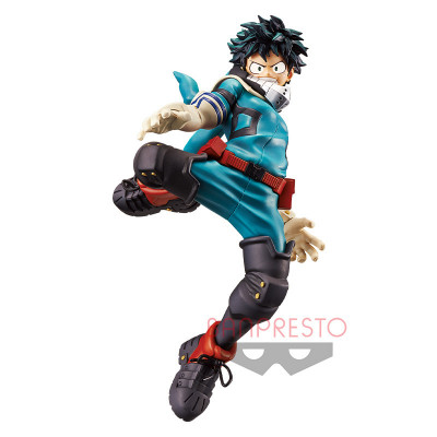 PREORDER ♦ My Hero Academia - King of Artist Midoriya Izuku 17 cm figure