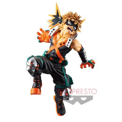 PREORDER ♦ My Hero Academia - King of Artist Bakugou Katsuki 18 cm figure