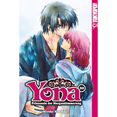 Yona - Prinzessin der Morgendämmerung 30 Manga