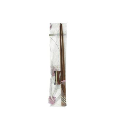 Holz Ess-Stäbchen mit Halter