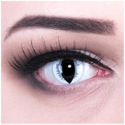 Gray Dragon contact lenses
