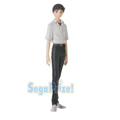 Neon Genesis Evangelion - Ikari Shinji - 22cm Statue