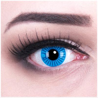 Blue Sharingan Kontaktlinsen