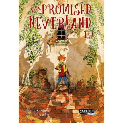 The Promised Neverland 10 Manga