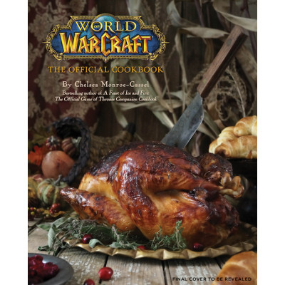 World of Warcraft - The Official Cookbook - English Cookbook