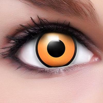 Orange Eyes Kontaktlinsen