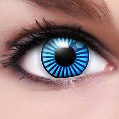 Blue Circle Kontaktlinsen