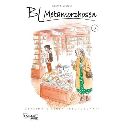 BL Metamorphosen 3 Manga