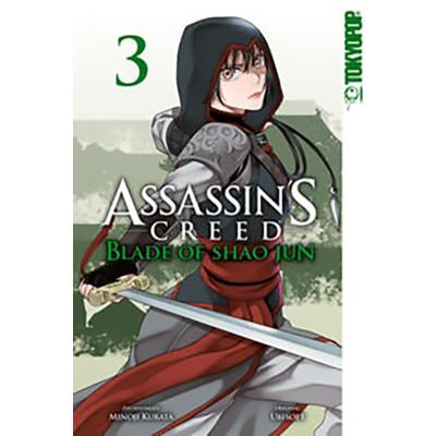 Assassin's Creed - Blade of Shao Jun 3 Manga