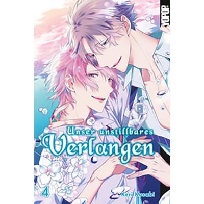 Unser unstillbares Verlangen 4 Manga