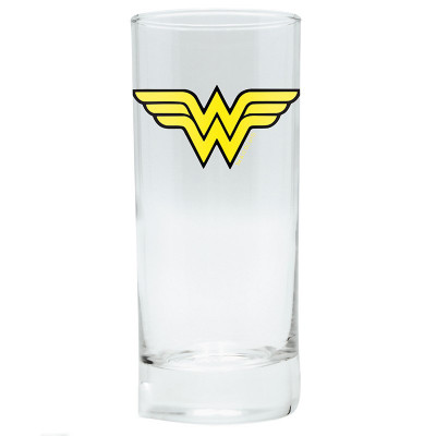 DC - Wonderwoman - 290ml Glass