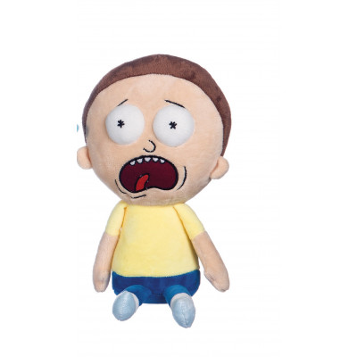 Rick and Morty - Set A Morty/Rick - 25 cm plush motive 4