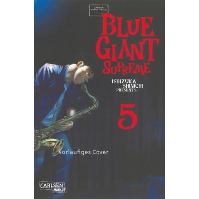 Blue Giant Supreme 5 Manga