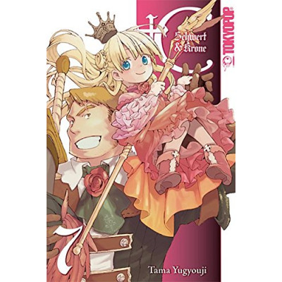 +C - Schwert und Krone 7 Manga