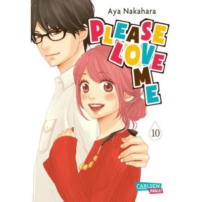 Please Love Me 10 Manga