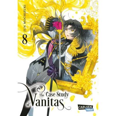 Case Study Vanitas 8 Manga