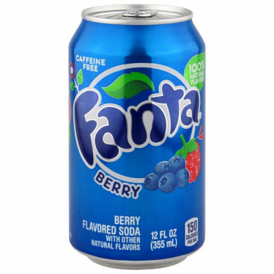 Fanta Berry 355ml Can