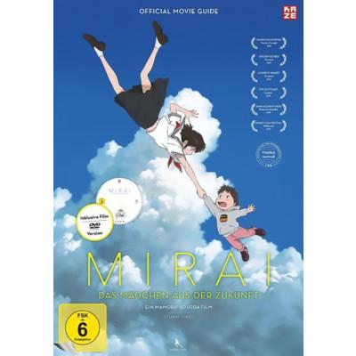 Mirai - Das Mädchen aus der Zukunft DVD & Manga