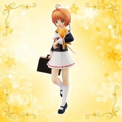 Card Captor Sakura: Clear Card-hen - Kinomoto Sakura & Kero-chan - 17 cm special figure