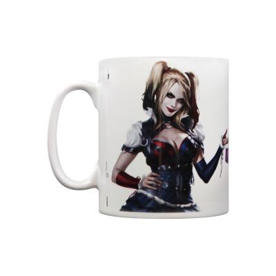 DC Comics Harley Quinn und Batman 320ml Mug