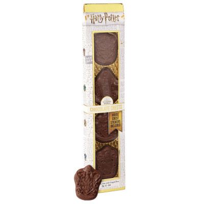 Harry Potter Chocolate House Crests 28g