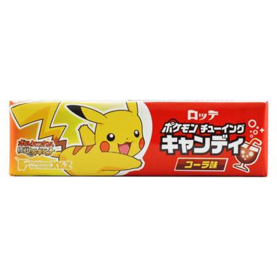 Lotte Pokémon Kaugummi Snack