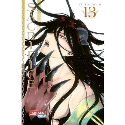 Sacrifice to the King of Beasts 13 Manga