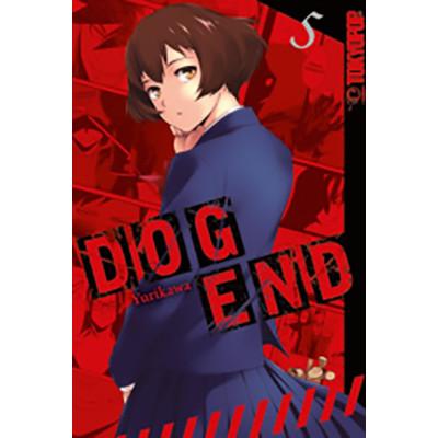 DOG END 5 Manga