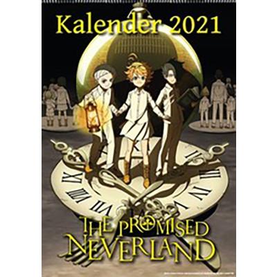 The Promised Neverland – Calendar 2021