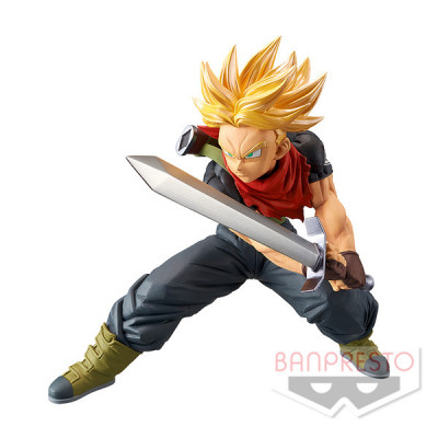 Super Dragon Ball Heroes - Future Trunks SSJ - Chouzetsu Gikou Vol.5 14 cm figure
