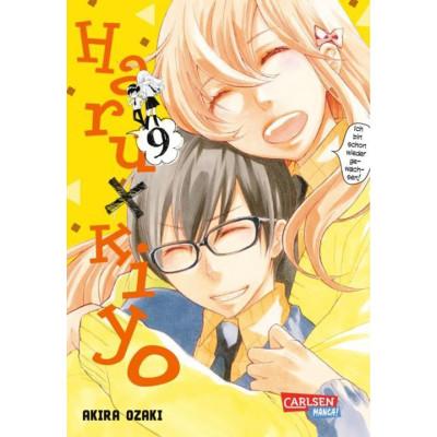 Haru x Kiyo 9 Manga