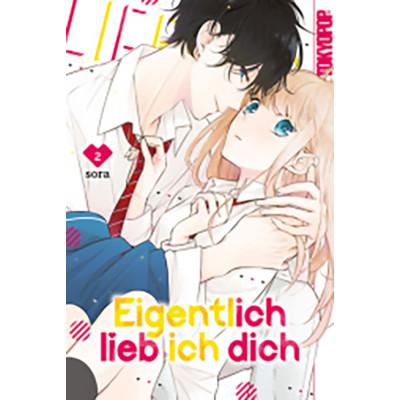Eigentlich lieb ich dich 2 Manga