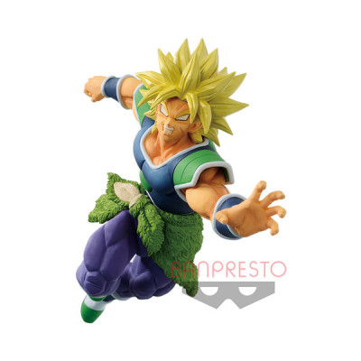 Dragon Ball Super - SSJ Broly - Match Makers 18 cm figure