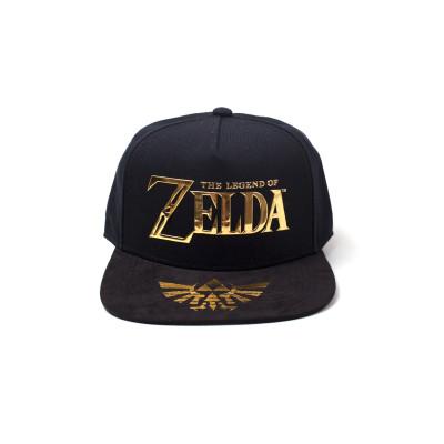The Legend of Zelda Logo Kappe