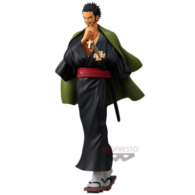 One Piece - TCWJ Mihawk 20 cm Figur