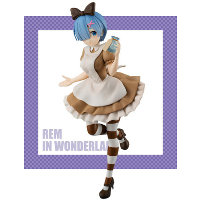 Re:Zero - Rem - In Wonderland [Antique Ver.] SSS 21 cm Figure