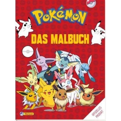 Pokémon: Das Malbuch Artbook